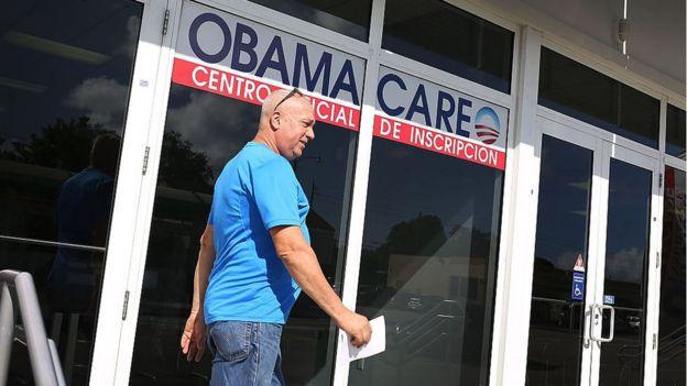 Obamacare pode ser revisto por Donald Trump