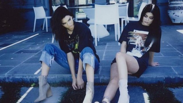 Kendall e Kylie Jenner
