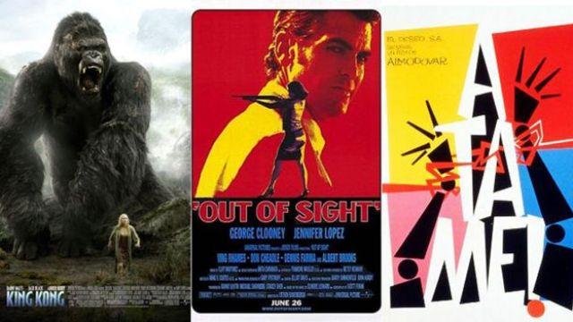 Posters de las películas