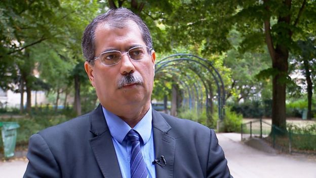 Anouar Kbibech, president of the French Council of the Muslim Faith