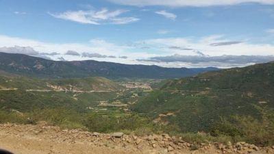 Serranías bolivianas