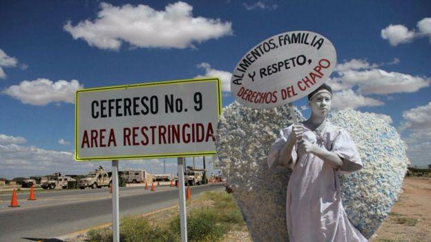 Guzmán Loera se queja de maltrato en la prisión de Ciudad Juárez, donde se encuentra.