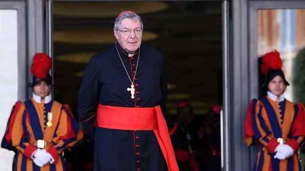 Australian Cardinal George Pell