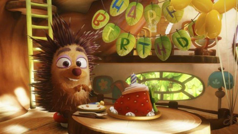 Henry the hedgehog movie