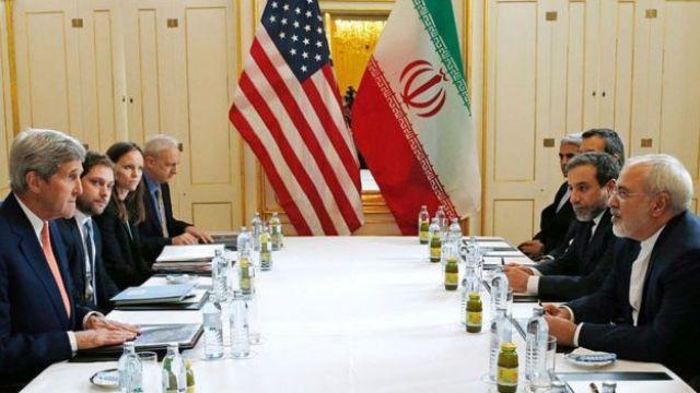 Negociaciones para la aplicación del acuerdo nuclear con Irán.