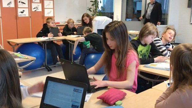 Escola finlandesa