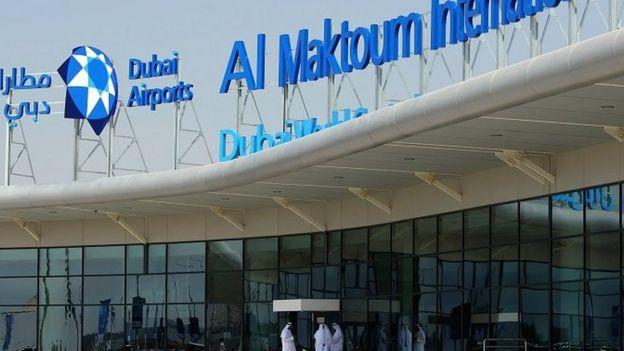 Al Maktoum airport