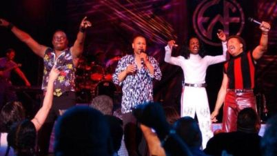 Earth Wind & Fire In Concert (file photo)