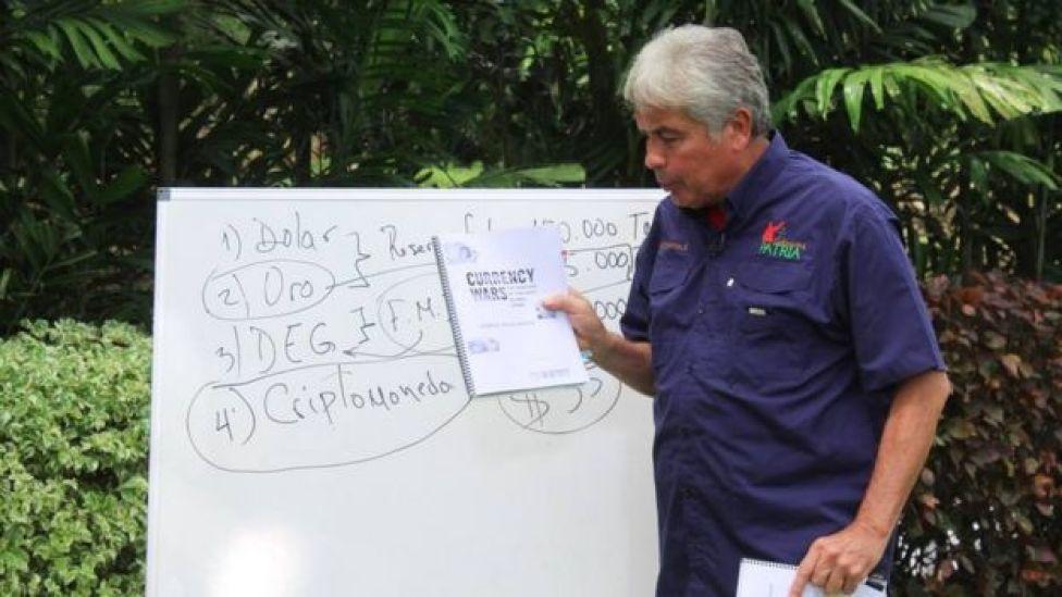 Ministro de Agricultura de Venezuela, Wilmar Castro Soteldo