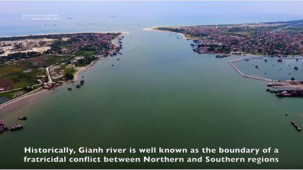 Phim 'Nỗi Buồn Sông Gianh'