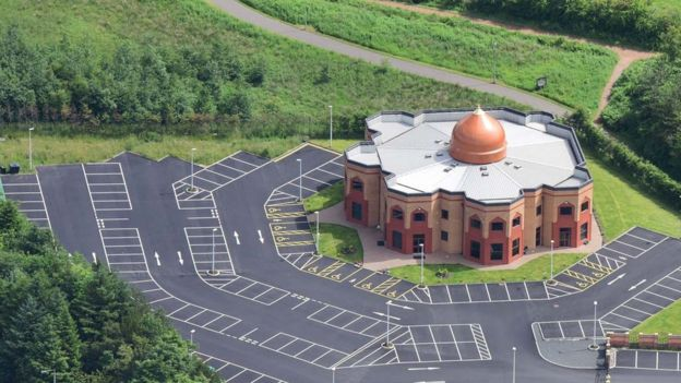 Cumbernauld mosque