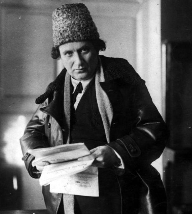 Senior Soviet official Grigory Zinoviev