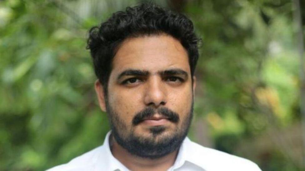 விவேக் தமைசேகர்