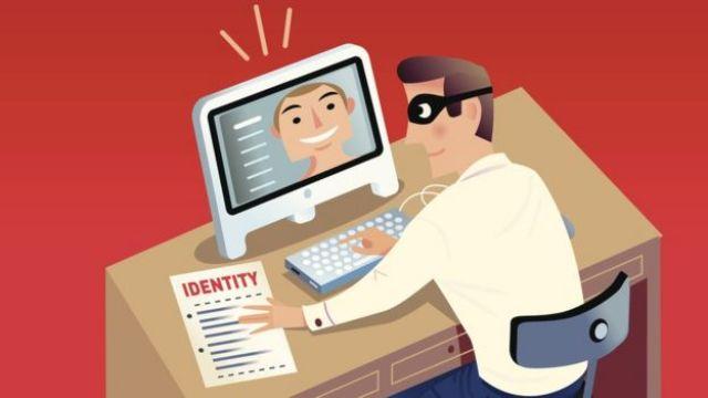 ladrón de identidad