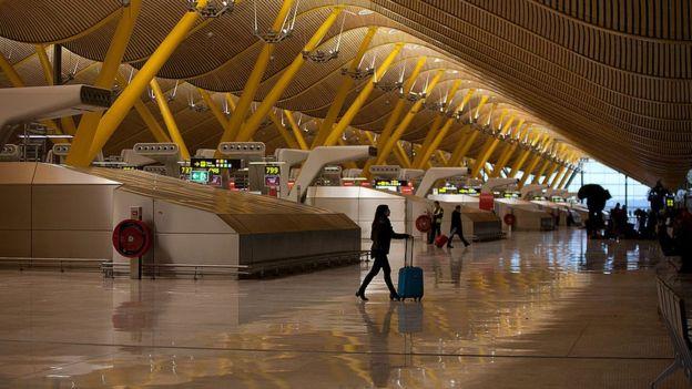 Aeropuerto de Madrid