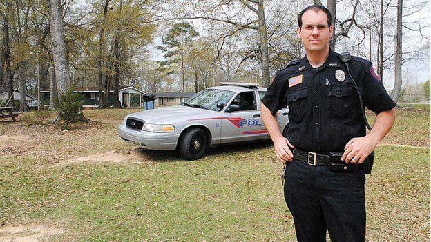 File photo of deputy sheriff William Durr