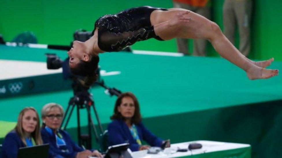 Erika Fasana, de Italia, en Río 2016.