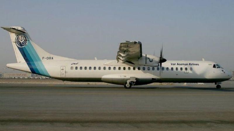 یک هواپیمای ارتیآر آسمان، مشابه هواپیمایی که سقوط کرده است