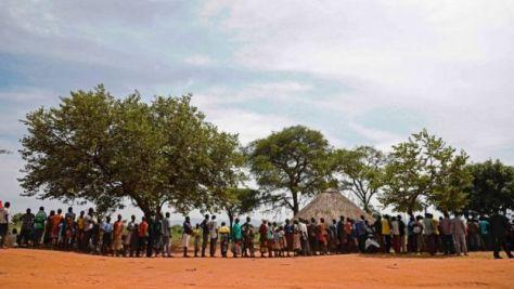 ウガンダは2016年、他のどの国よりも多くの難民を受け入れた。大半が南スーダンの内戦を逃れた人たちだ