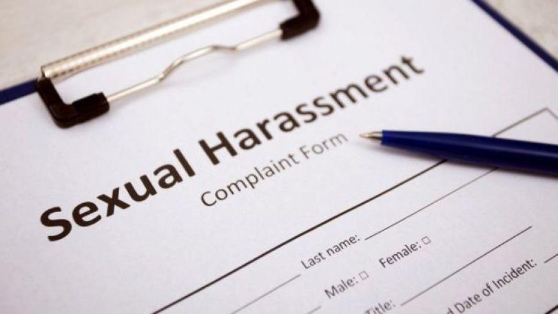 Formulário sobre assédio sexual
