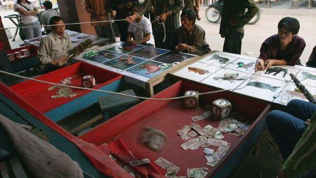 Sòng bạc ở Kokang, Myanmar do các nhóm gốc Hoa kiểm soát