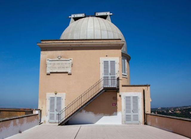 Vatican Observatory of Castel Gandolfo, Lazio, Italy