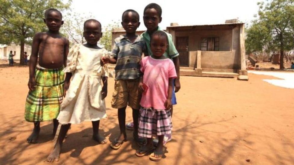 Children in Chikwawa