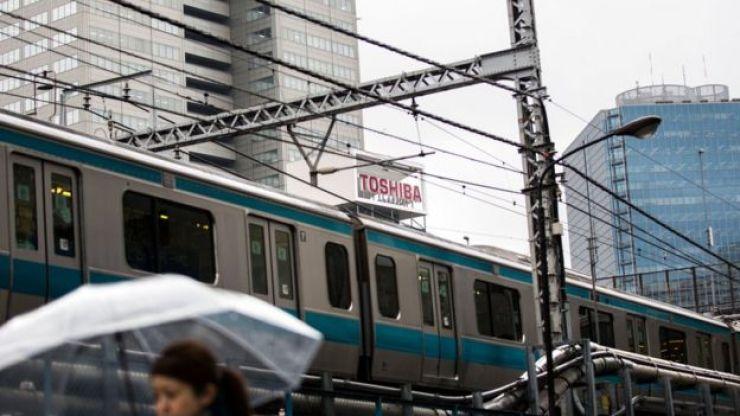 Aviso de Toshiba