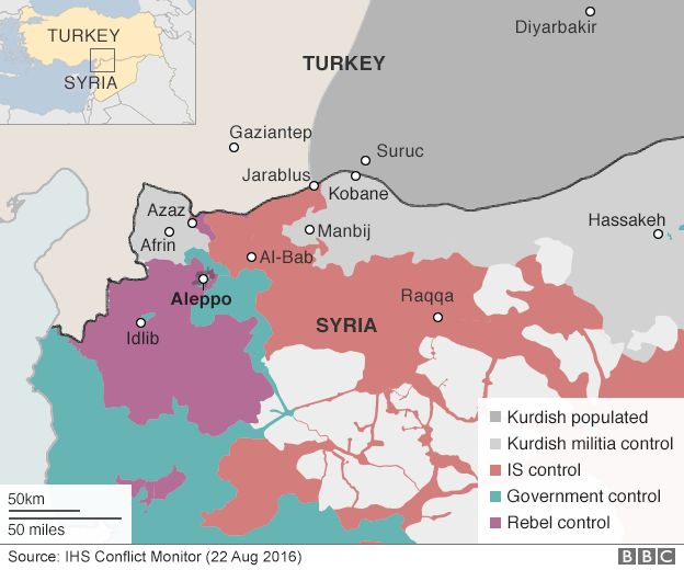 Turkey troops Syria jihadists clash Today Idlib tomorrow Afrin