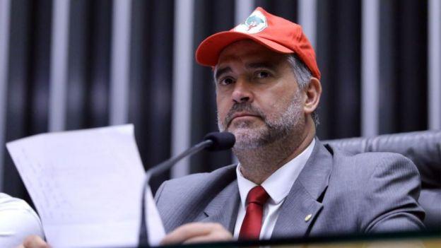 Deputado Paulo Pimenta