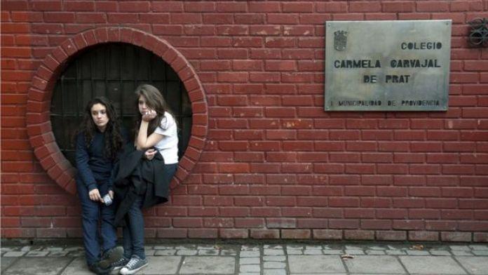 Escuela en Chile
