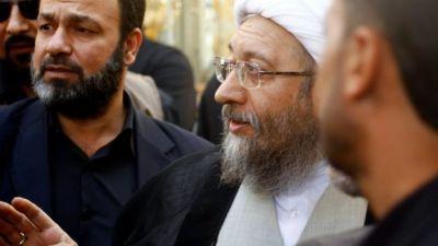Ayatollah Sadeq Amoli-Larijani (1 November 2016)