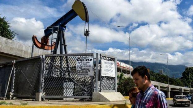 Petrolífera venezuelana