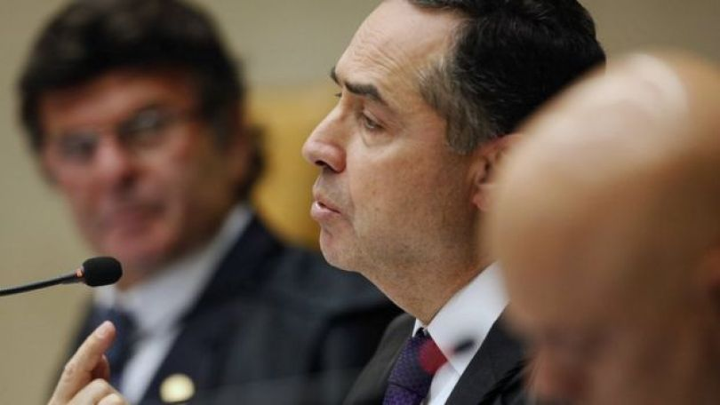 Luís Roberto Barroso, no STF
