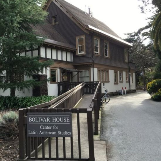 Bolivar House, Centro de Estudios Latinoamericanos, Universidad de Stanford