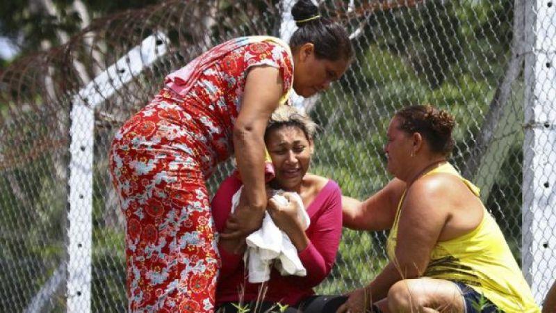 Familiares choram mortes de presos no Compaj; crueldade nos assassinatos serve para intimidar facções rivais, diz Zaluar