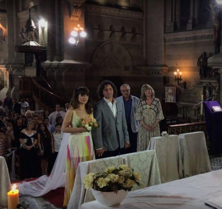 Ceremonia casamiento