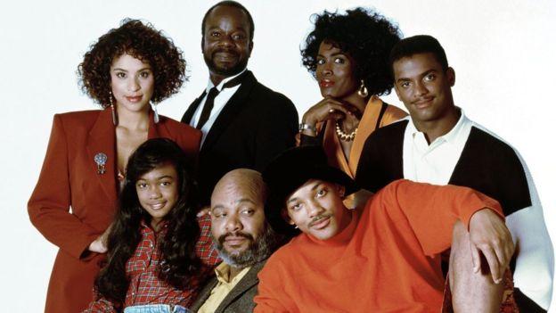 Fresh Prince cast 1990s