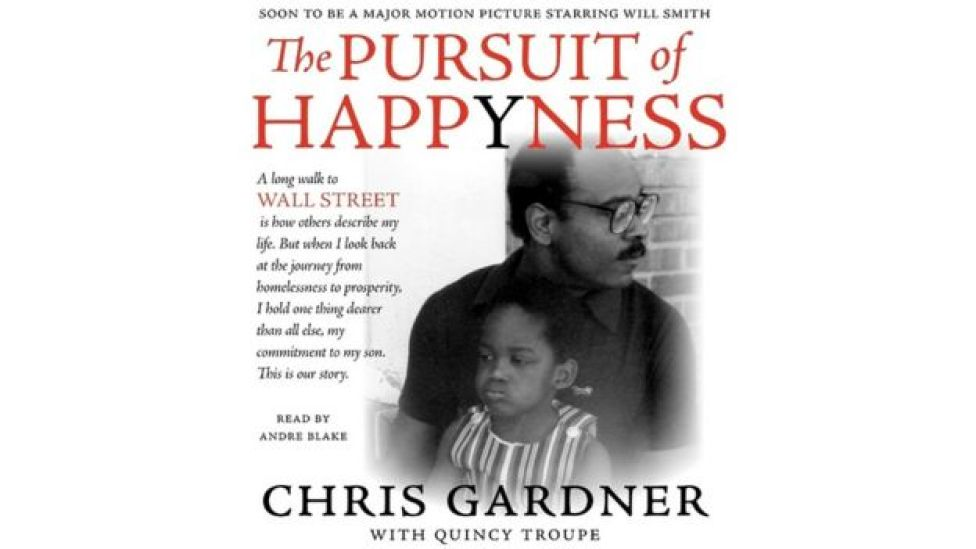 غلاب كتاب كريس غاردنر الأول