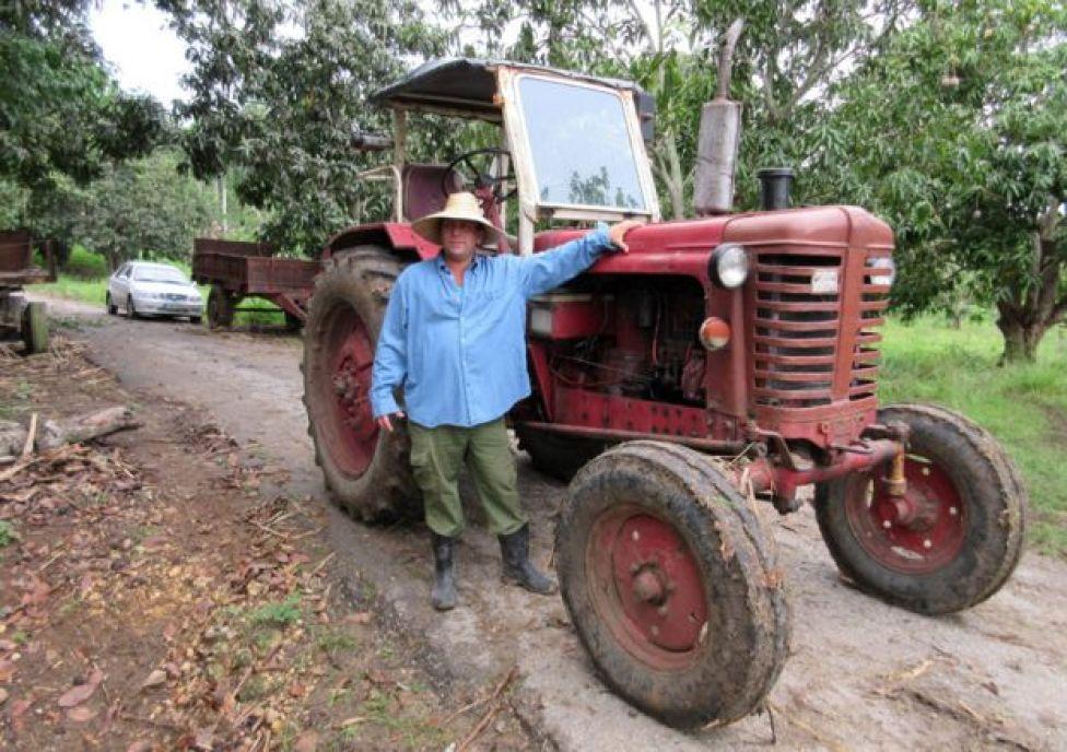 Farmer Doane Silva
