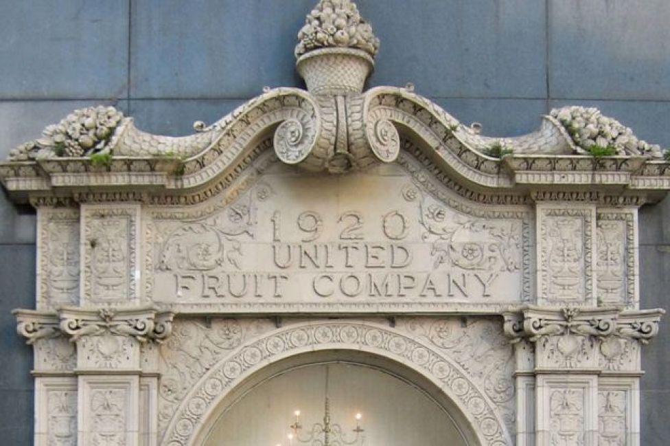 La vieja sede central de la United Fruits Company en Nueva Orleans.