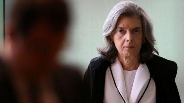 Presidente do STF Cármem Lúcia