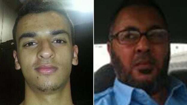 Ismail and Ramadan Abedi, sourced from Facebook