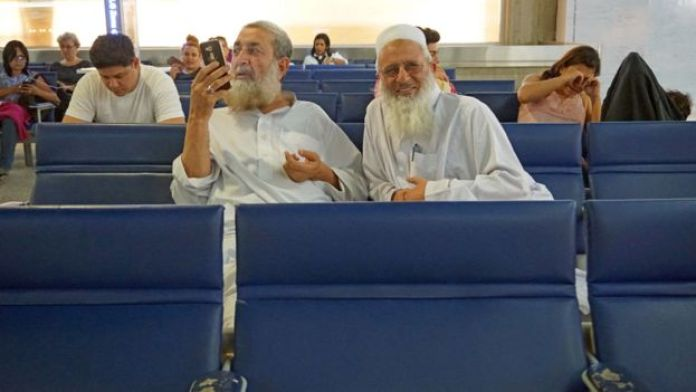 Musulmanes en Maiquetia