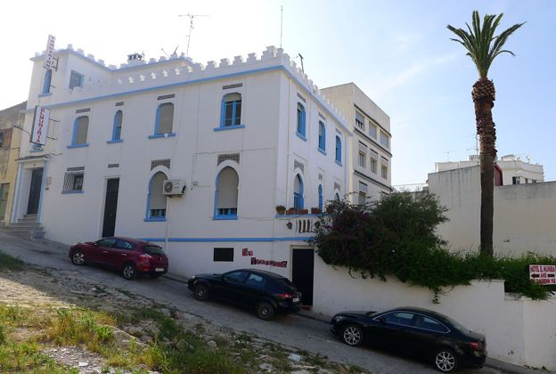 El Muniria hotel