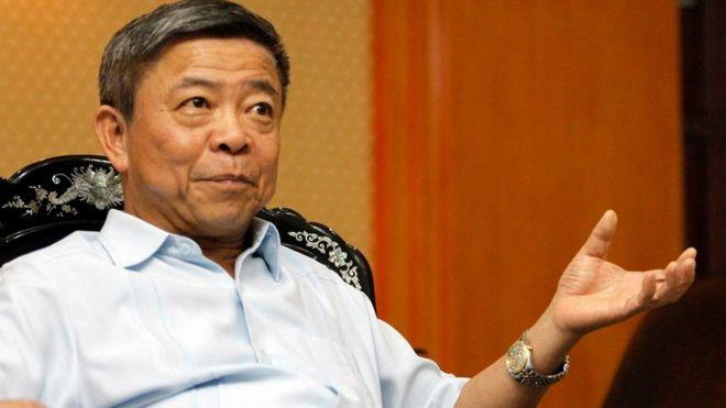 Ông Võ Kim Cự là nguyên Bí thư Tỉnh uỷ, Chủ tịch UBND tỉnh Hà Tĩnh