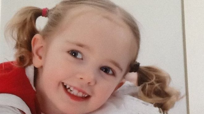 Ava Barry, 6, suffers from an extreme form of epilepsy known as Dravets Syndrome