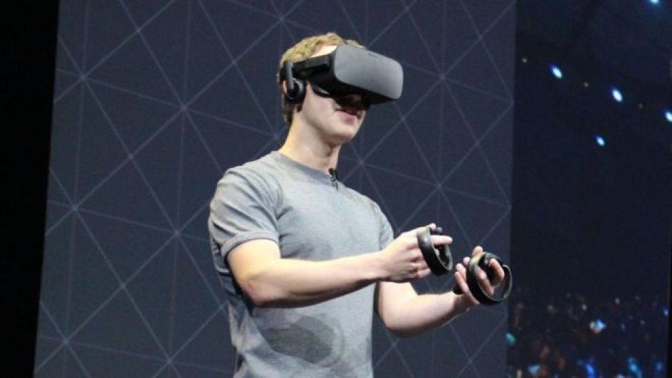 Mark Zuckerberg has shown great enthusiasm for VR since his firm took over Oculus