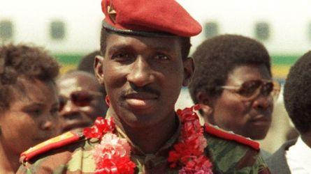 Thomas Sankara in 1986