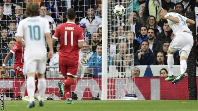 Real Madrid waxa ay soo gaartay ciyaarta kama daambeysta